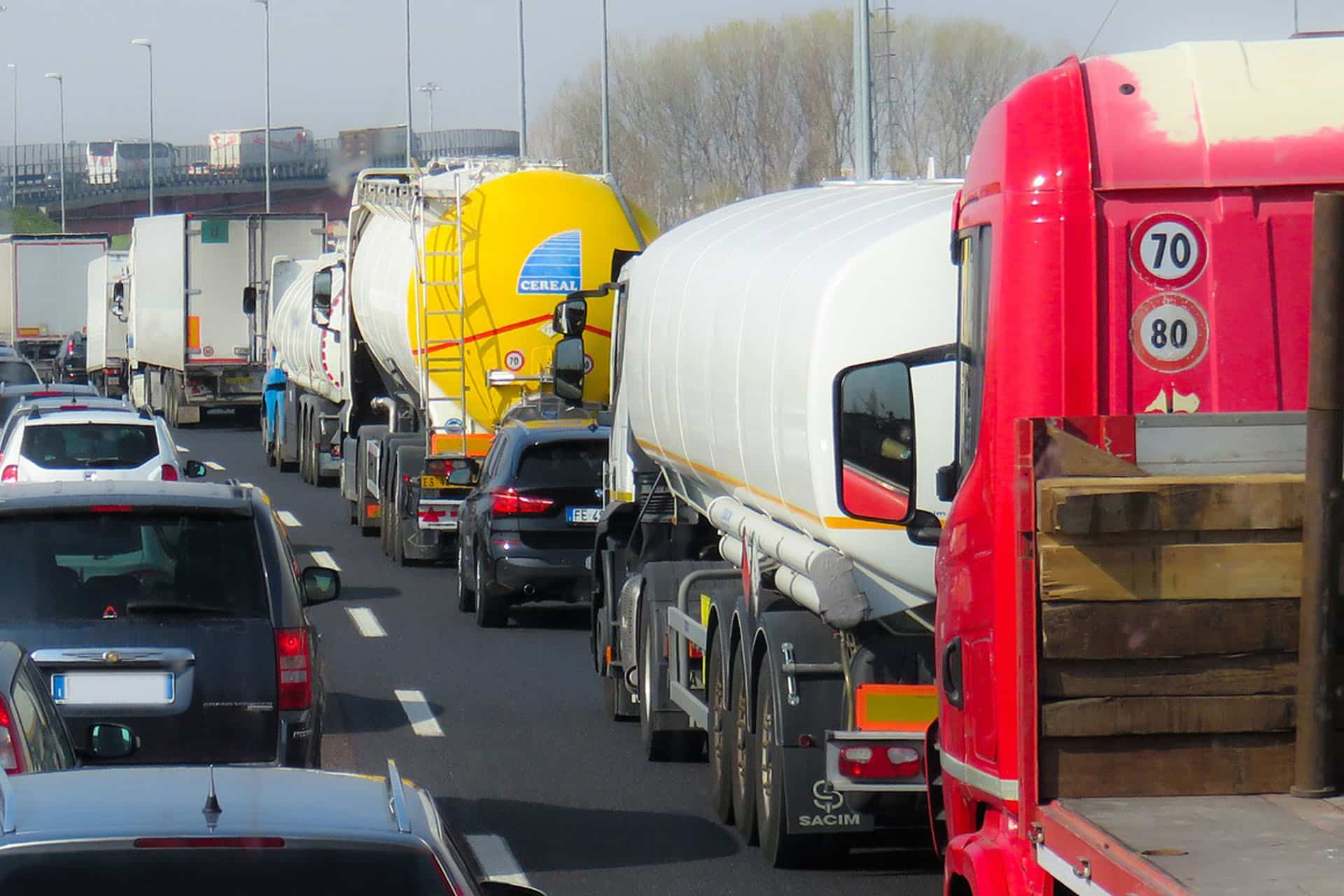 environmental protection traffic